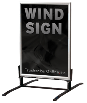 Wind sign